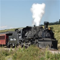 Colorado Train Tour