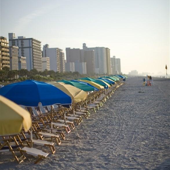 Myrtle Beach, South Carolina 2020