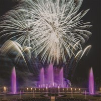 Longwood Gardens-Fireworks & Fountains