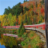 Agawa Canyon Autumn Rail Excursion