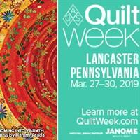 American Quilter's Society Quilt Week