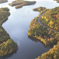 Mississippi River Fall Foliage Cruise