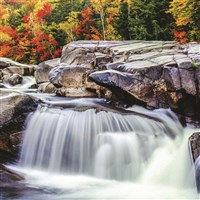 Autumn in New Hampshire - Indian Head Resort